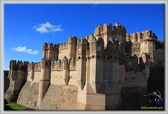 Castillo de Coca (Segovia) (2)