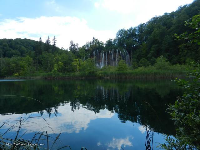 Красоты Плитвицких озер