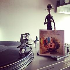Sin duda, uno de los mejores vinilos que me han regalado. Beck - Morning Phase.
