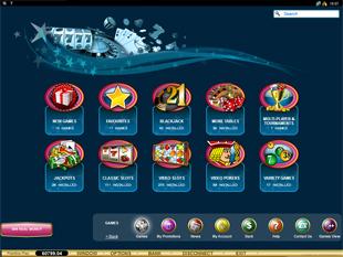 Roxy Palace Casino Lobby