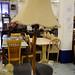 Retro std lamp and shade