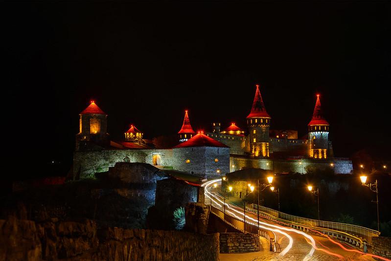 Kamenets Podolskiy Castle