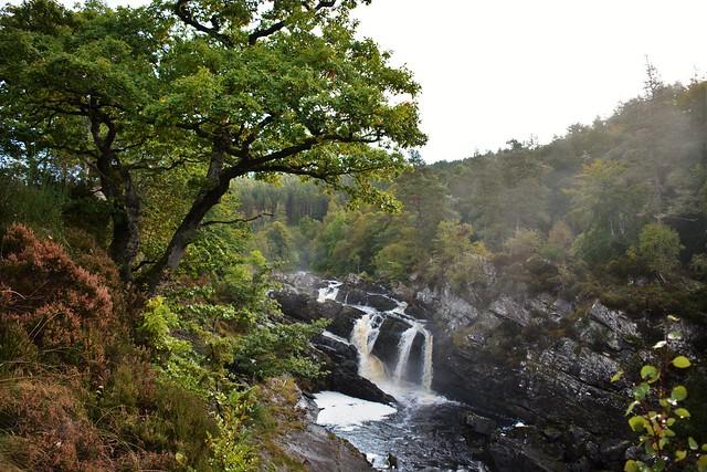 Highland waterfall - A beautiful place...