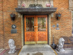 Faust Hotel- New Braunfels TX (2)