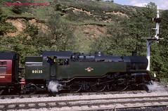 Standard 4MT 80135 Grosmont - Pickering service 10-06-00