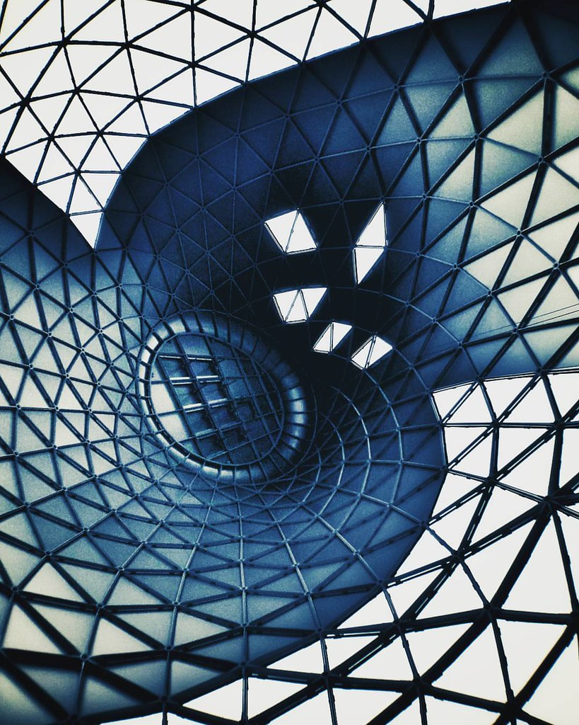 Vortex   #modern #building #Architecture #archilovers #minimalism #minimalmood #minimal #igers #igersitalia #geometric #abstract #abstraction #instagood #picoftheday #photooftheday #Photography #bestoftheday #likes4follow #beautiful #blue #spider #glass