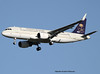 Saudi Arabian Airlines. The first flight of Airbus A320 for the company.