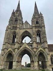 abbaye Saint-Jean-des-Vignes (SOISSONS,FR02) - Photo of Vuillery