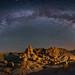 Dreaming of Alien Lands by Wayne Pinkston