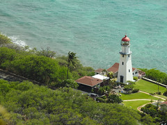 Diamond Head Lighthouse - Oahu, Hawaii