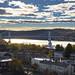 Poughkeepsie NY Skyline by bozartproductions