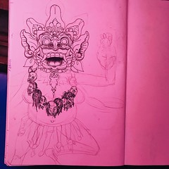 Day 8 #drawingaday