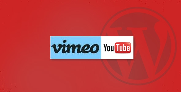 Wordpress Vimeo Youtube Popup Plugin v2.3