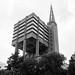Brutalism meets Postmodernism by the maki