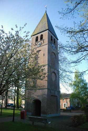 Kerktoren Nieuw Schoonenbeek