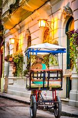 Old Havana cab