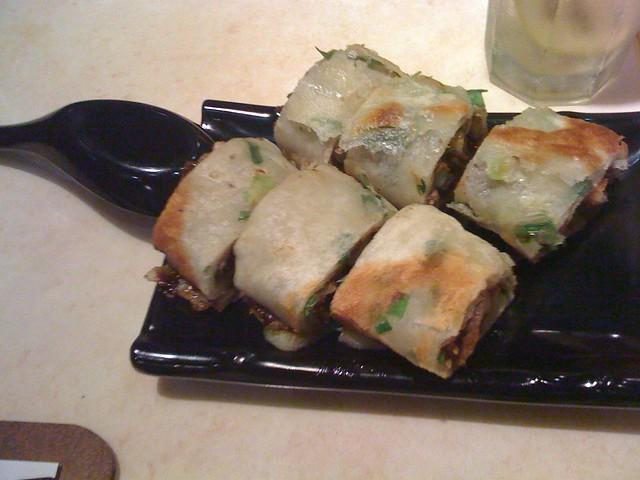 牛肉捲餅@新北永和,宴上海