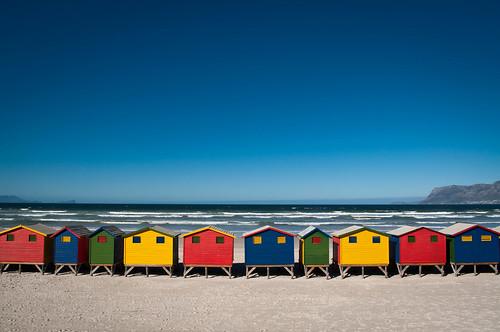 Muizenberg Beach, Cape Town