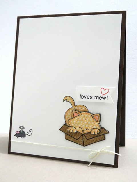 Loves Mew!