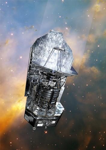 Herschel Spacecraft