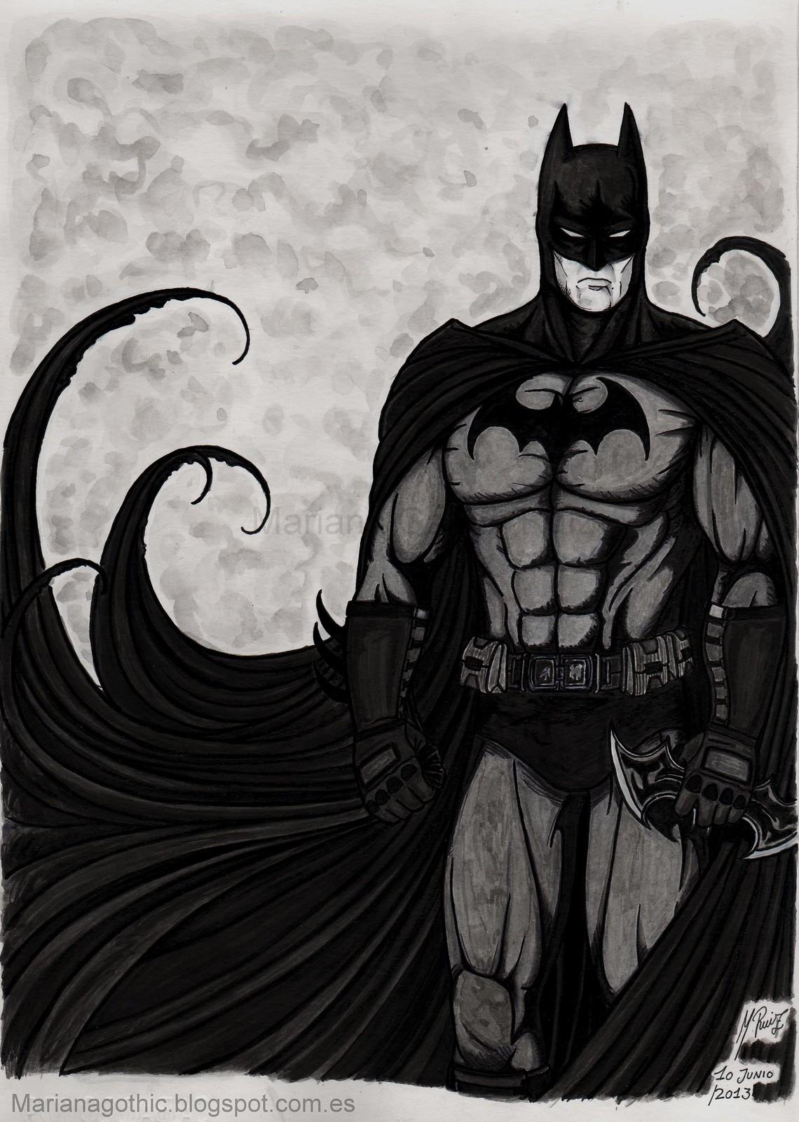 Ilustración de Batman :D - This is Art - 3DJuegos