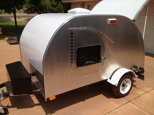 Teardrops N Tiny Travel Trailers View Topic New Teardrop For Sale