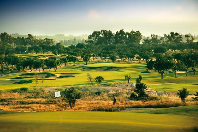 golf in paphos