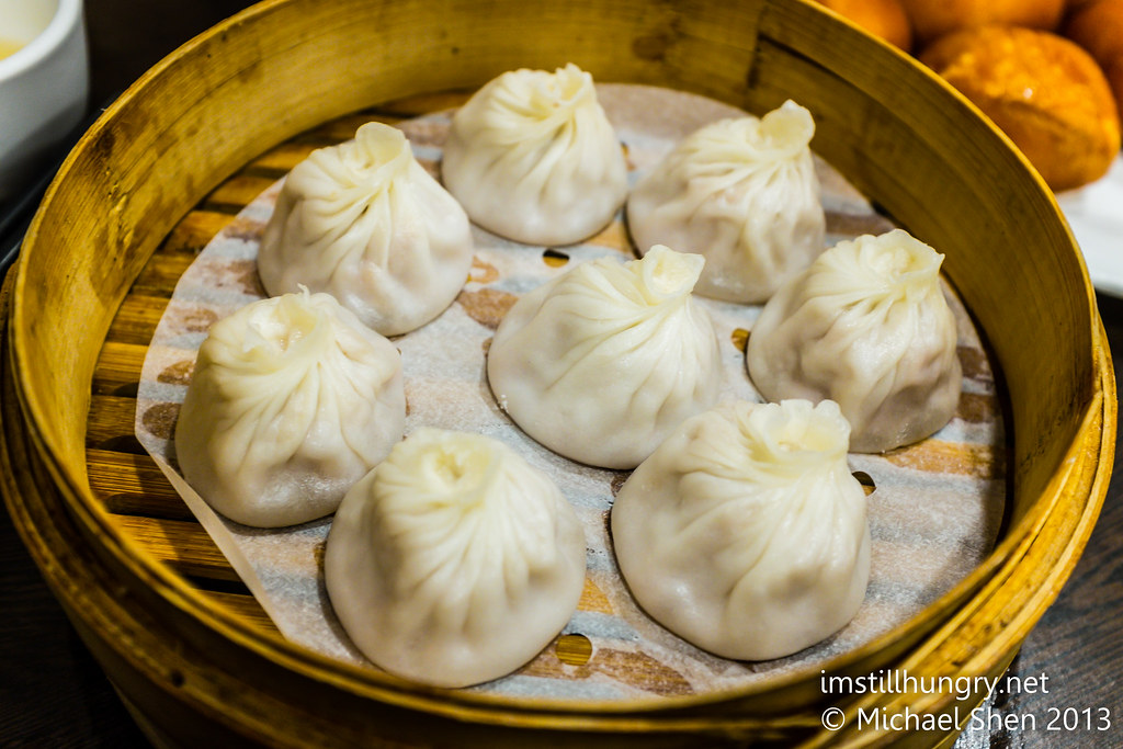 Xiao Long Bao Taste of Shanghai