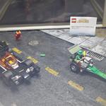 LEGO DC Universe Super Heroes - Batman: The Riddler Chase (76012)