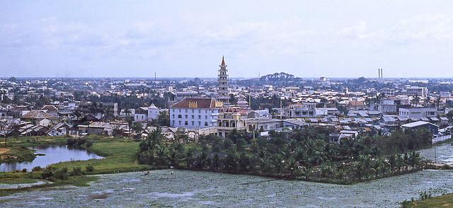 Saigon 1969 - Phú Lâm - Photo by George Lane