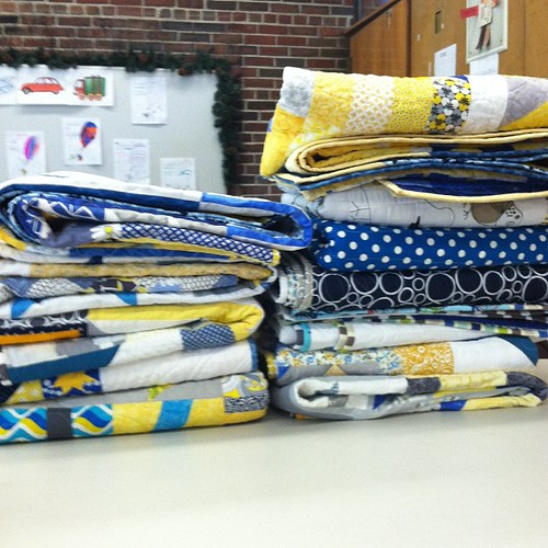 More #quiltsforboston quilts finished. #bostonmqg