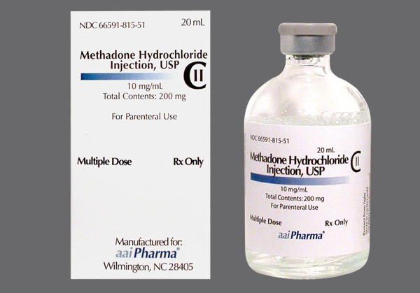 methadone iv 10mg vial AAIPharma