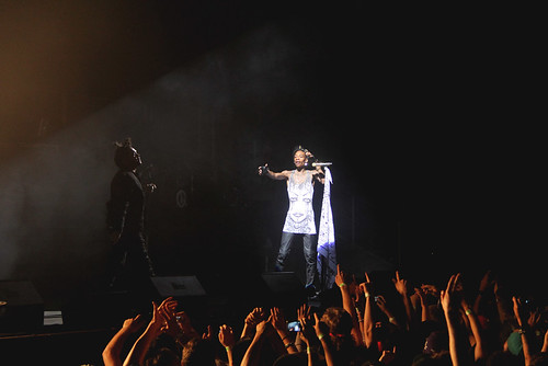"""Wiz Khalifa Performs """"Remember You"""" with The Weeknd in Toronto"""