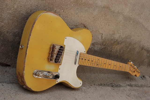 Photo:Fender Telecaster By AleMori
