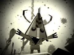 Photography in Tearaway