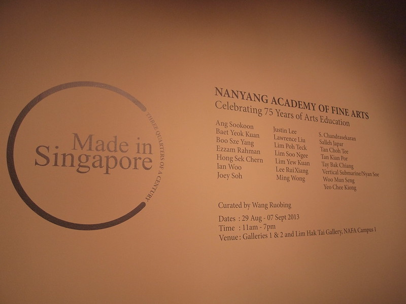 Made In Singapore - Celebrating 75 Years of Arts Education