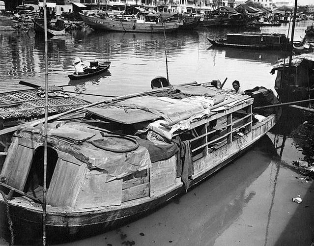 Rạch Bến Nghé 1965