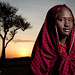 IMG_7068 - Maasai man at dawn