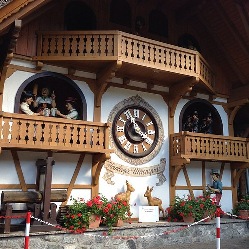 Worlds largest cuckoo clock #instacation #blackforest