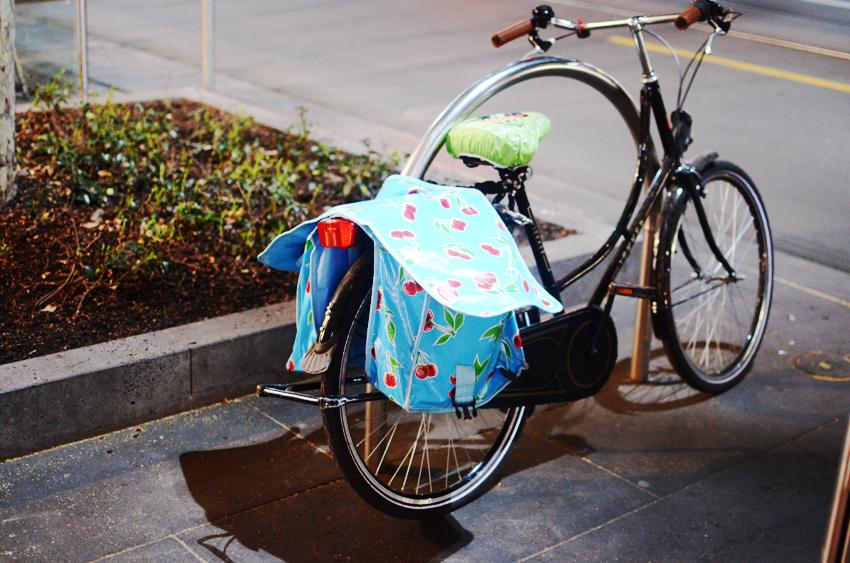 cherry bike