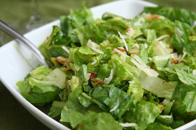 peperoncini pancetta salad 4