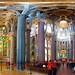 Sagrada Família, Gaudi, Barcelona by F.d.W.