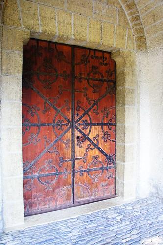 i love wood doors!!! by *manuworld*