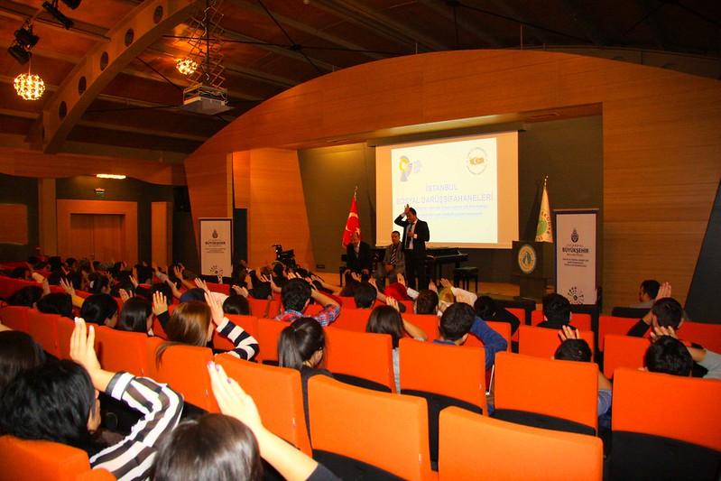 Üsküdar Üniversitesi Engelsiz Türkiye'yi Tesis Edecek