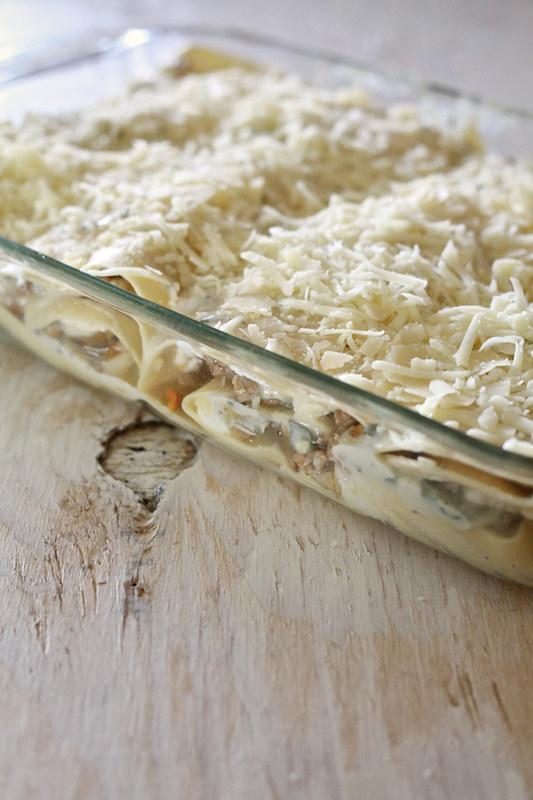 Rustic Lasagna 125