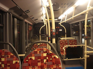 Abellio XMS1/Evobus MBK1 BU13 ZVE on Route 490