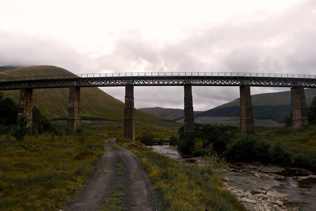 West Highland line viaduct