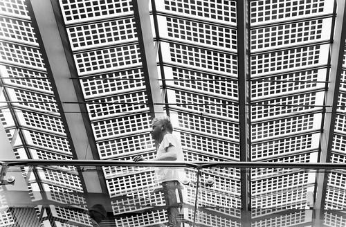 station Rotterdam centraal by hans van egdom