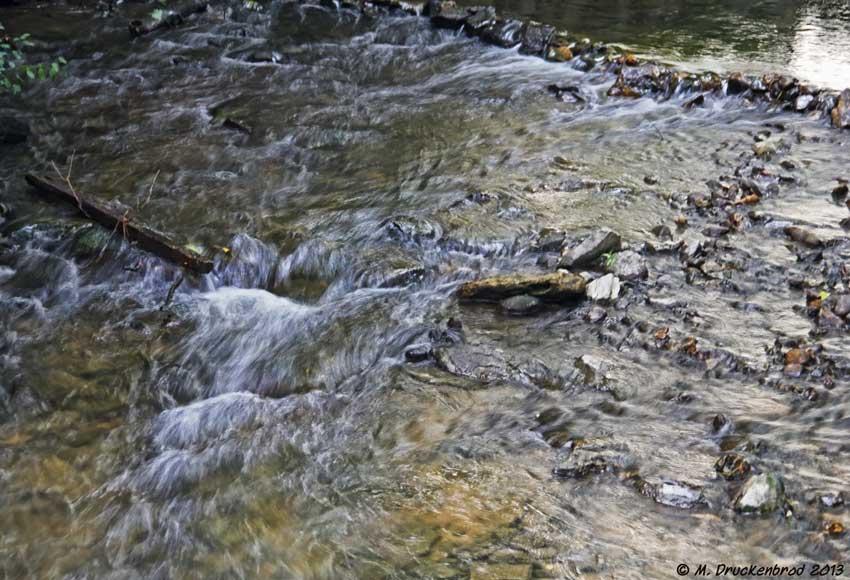 Antietam Creek Campground Antietam Creek Shot With an
