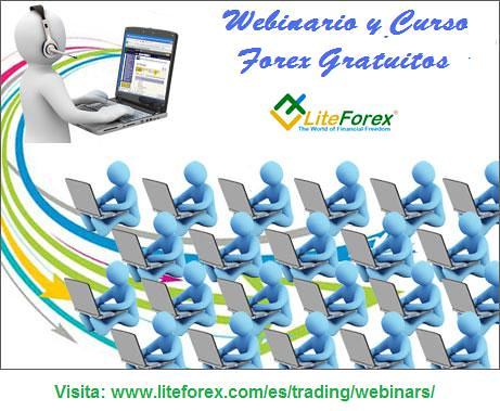 Webinarios forex